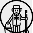 Уборщик помещений